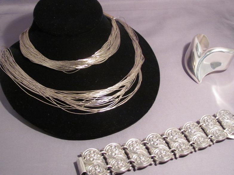 Designer Sterling Silver