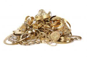 Gold, Estate & Inheritance Jewelry