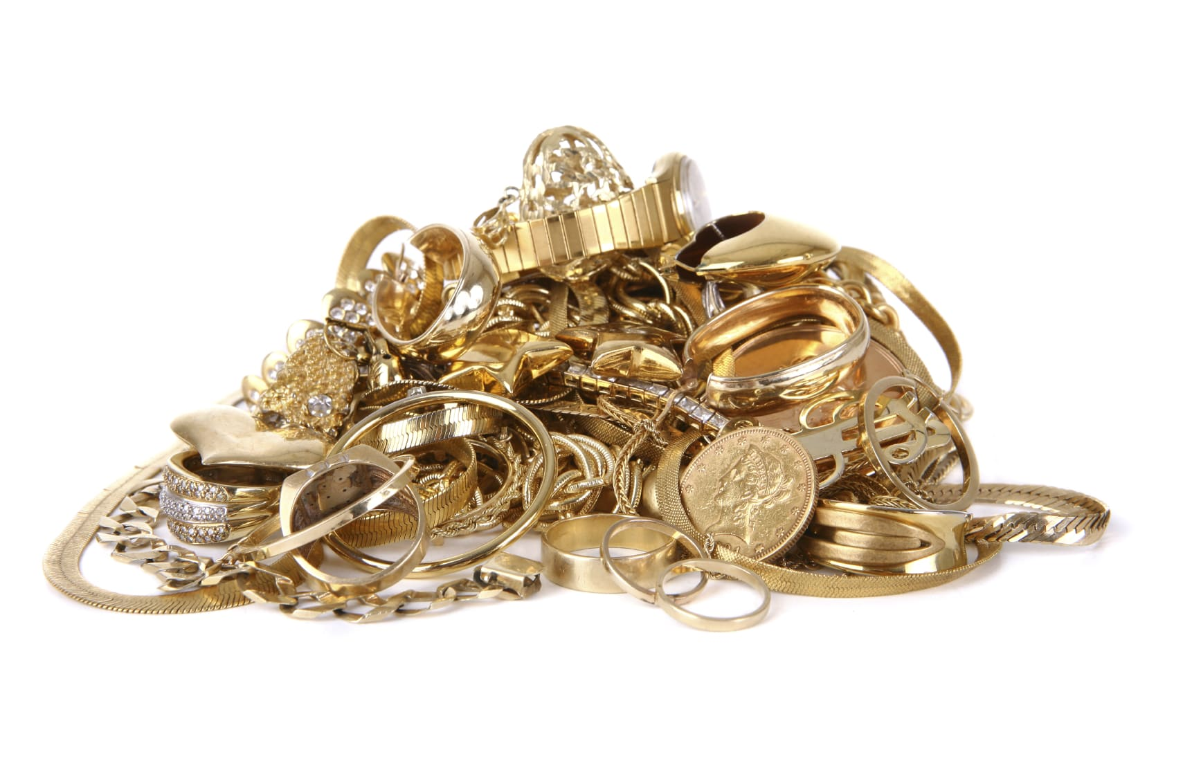 Gold, Estate & Inheritance Jewelry