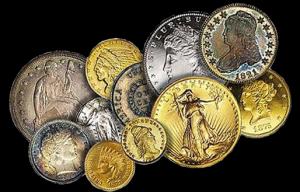 Gold & Silver Coins