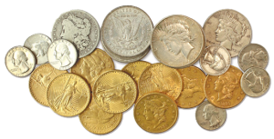 U.S. Gold & Silver Coins